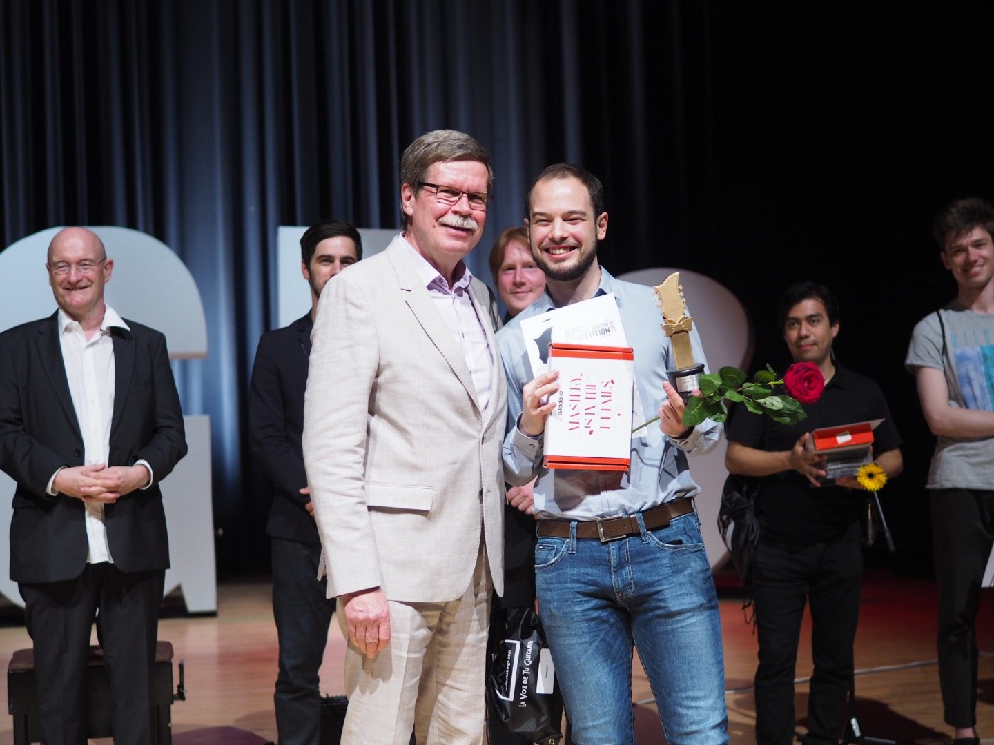 Winner of Guitar Competition of Finland 2019