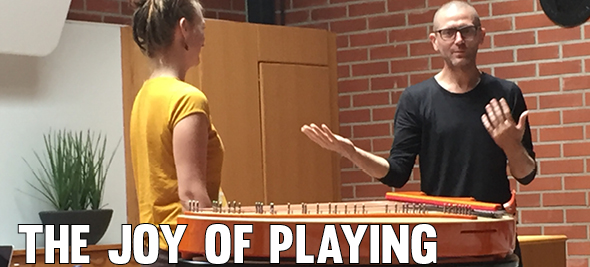The Joy of Playing